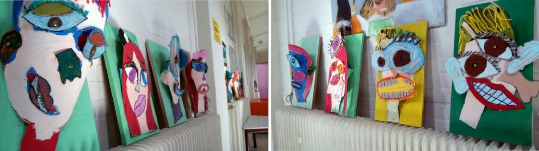 Art-educational project for children.